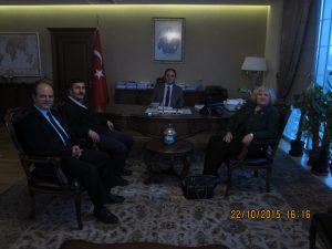 Yurtdışı Türkler Ziyaret